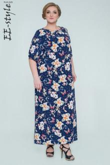 """Платье """"Её-стиль"""" 2035 ЕЁ-стиль (Бабочки)"""